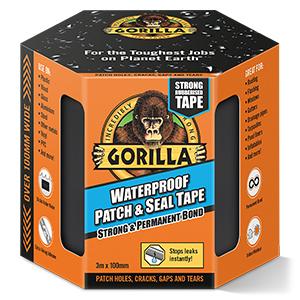 Gorilla waterdichte patch & seal tape