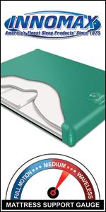 InnoMax Genesis 700 Hardside Waterbed Mattress