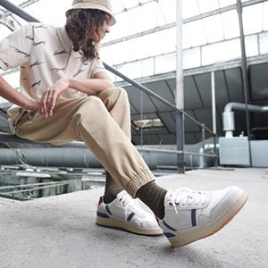Sneaker Lacoste ispirate allo stile anni '80