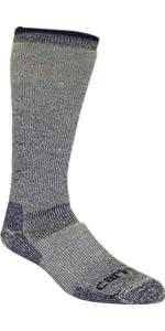 arctic wool heavyweight boot sock
