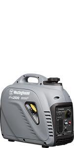 Westinghouse iPro2500 Industrial Inverter Generator