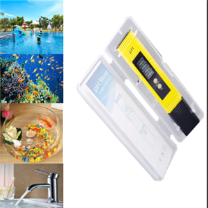 acquario Alta precisione 0,01 PH casa Mini misuratore dellacqua di qualit/à kit ideale per acquario Yuhai idroponica acqua potabile Misuratore digitale del pH piscina acqua potabile