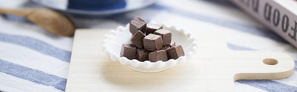 おいしさにこだわるだけでなく、脂肪や糖が気になるあなたのため本格派チョコレート【LIBERA】