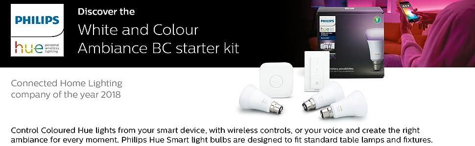 Hue Colour BC Starter kit