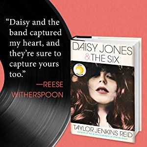 daisy jones & the six;daisy jones and the six;reese witherspoon;hello sunshine book club:best of