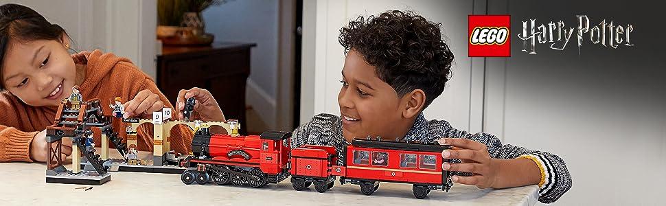 Harry Potter Toys;Construction toys;Harry Potter figure;Harry Potter building kit;Creative play