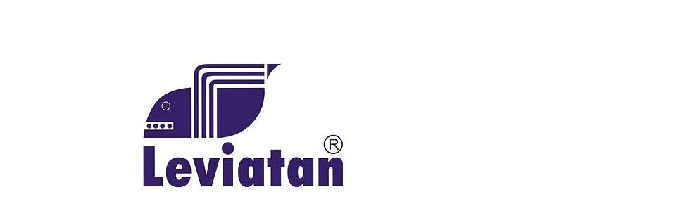 Leviatan, logo