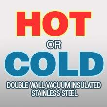 Zojirushi Hot or Cold Vacuum Insulation