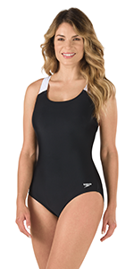 f54da11be154c Moderate Ultraback One Piece · Shirred Tank One Piece · Contrast Straps  Contemporary Ultraback One Piece · Conservative Side Shirred Tank One Piece  ...