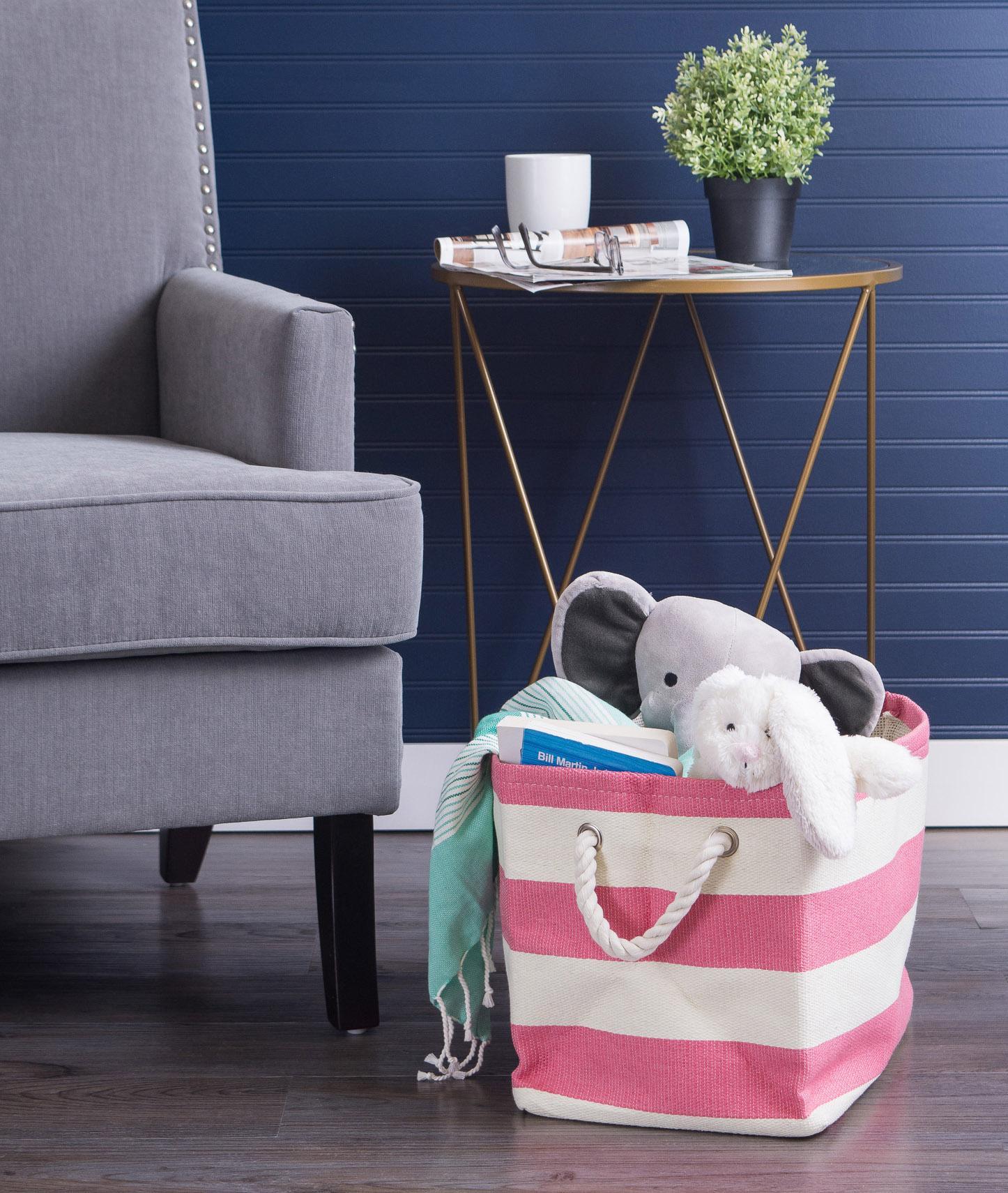 Dii Collapsible Laundry Hamper Or Basket For Bedroom