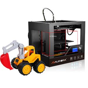 large print size fdm 3d printer