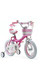 Bunny Girl's Bike