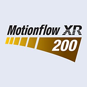 Motionflow XR 200 Hz keeps the action smooth