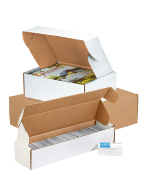 Deluxe mailers are ideal for shipping small items and printed materials
