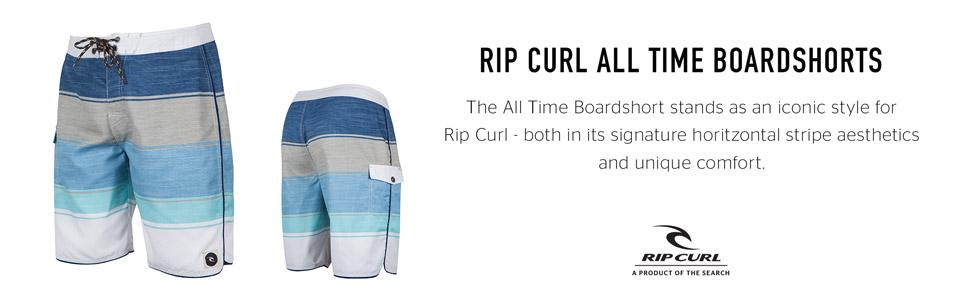 38bbaac1e7 Rip Curl Men's All Time Boardshort: Amazon.in: Clothing & Accessories