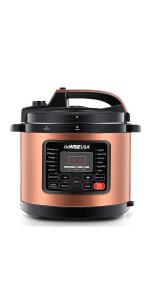 pressure cooker-8 quart