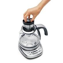 easy to use tea maker, best tea maker, breville tea maker, small tea maker, high quality tea maker