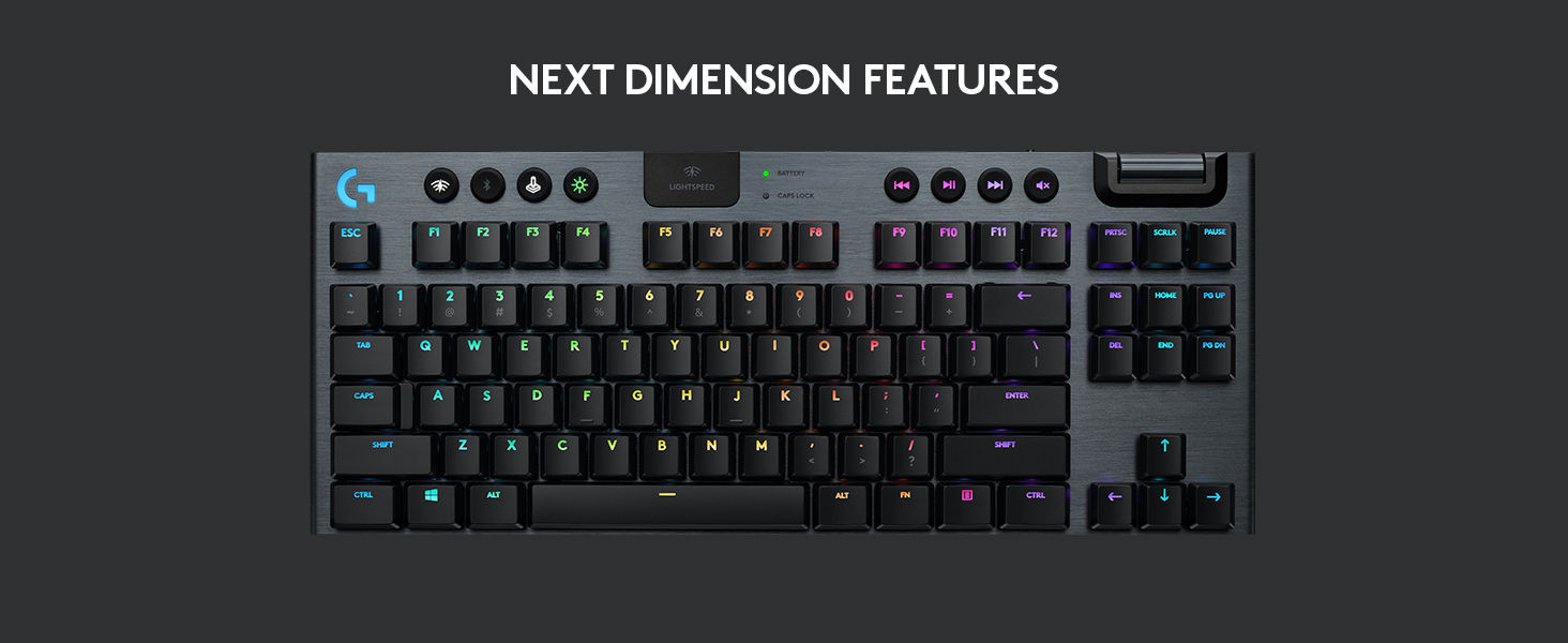 G915 TKL Gaming Keyboard