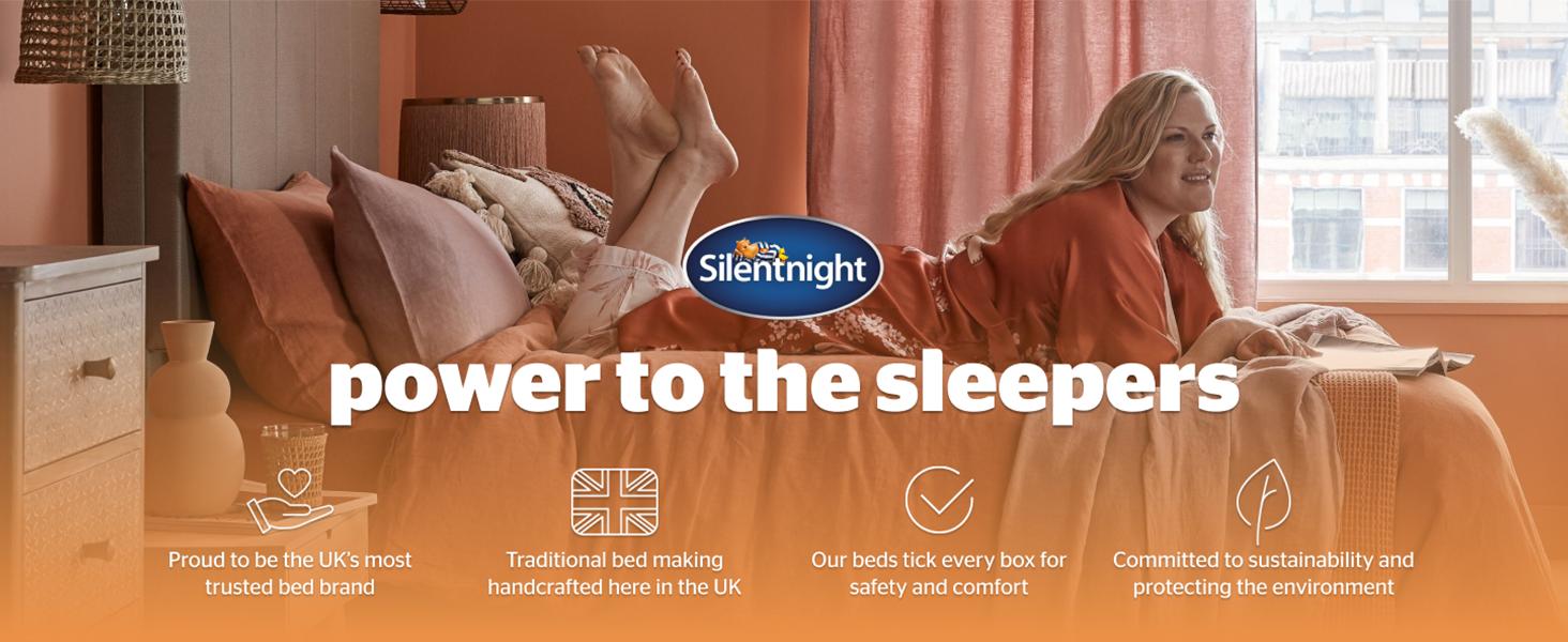 silentnight, mattress