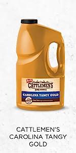 Cattlemen's Carolina Tangy Gold