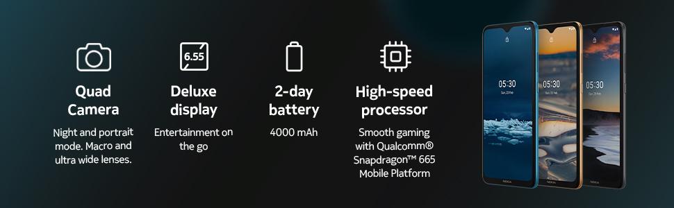 Nokia 5.3 specs