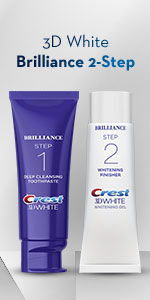 3D White Brilliance 2-Step
