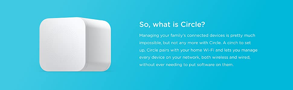 So, what is Circle?