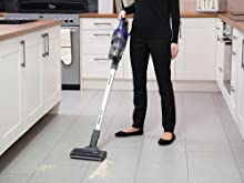 Morphy Richards Cordless Vacuum Cleaner Supervac Sleek Pro 734000 Cordless Cleaner Multicolor