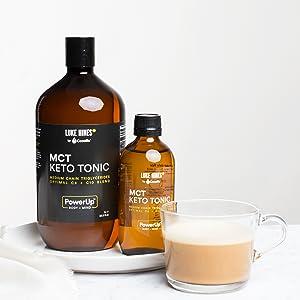 MCT KEto Tonic Cocolife