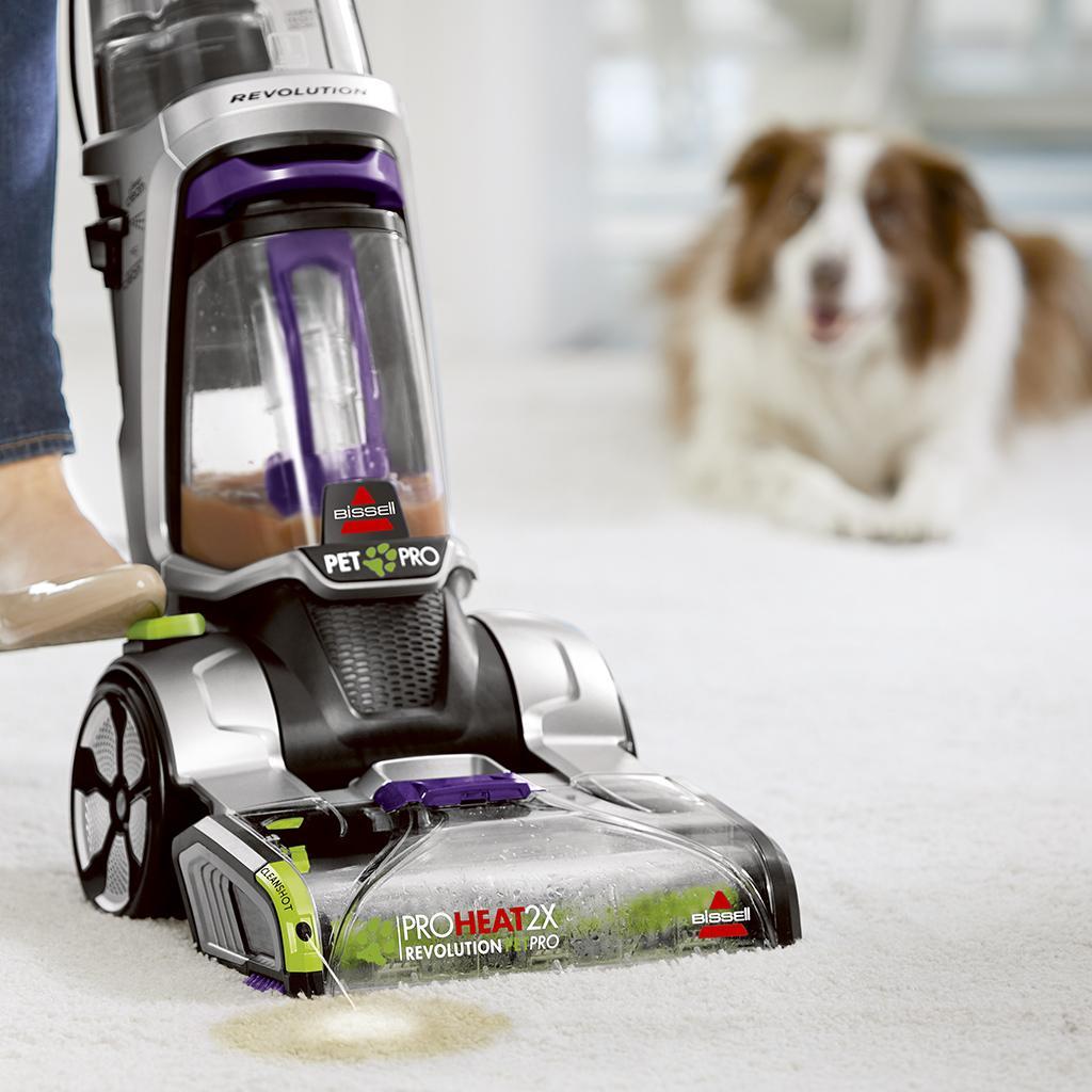 Amazon.com: Bissell ProHeat 2X Revolution Pet Pro Full ...