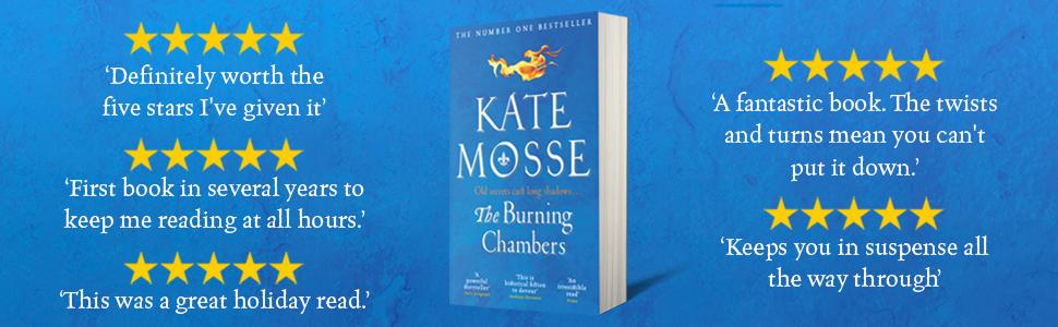 The Burning Chambers: Amazon co uk: Kate Mosse