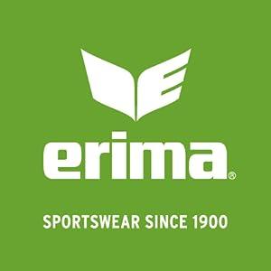 Con logotipo de Erima.