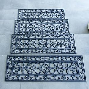 rubber step mats