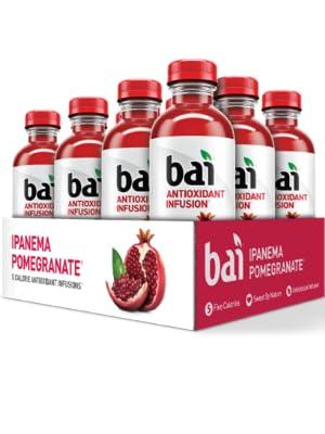 Ipanema Pomegranate 12 Pack