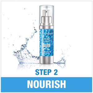 Face brightening serum, serum for face Neutrogena capsule in serum Neutrogena serum for face
