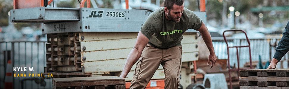 Carhartt Force Extremes Rugged Flex Zip Off calzoncillos para Hombre