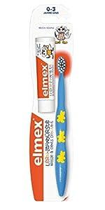 elmex Lern-Zahnbürste, 0-3 Jahre