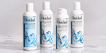 Ouidad Curl Quencher Collection for Curly Hair