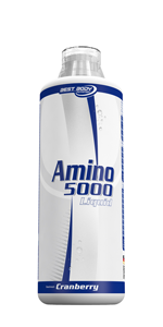 Best Body Nutrition Amino Liquid 5000 Cranberry
