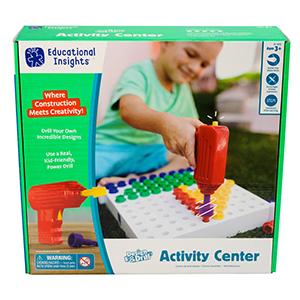 Amazoncom Educational Insights 4112 Design Drill Activity Center