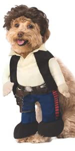 Han Solo Pet Costume