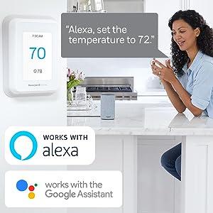 alexa, google, assistant, voice, control, smart home