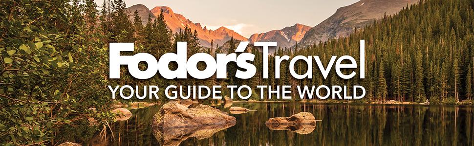 fodors world travel