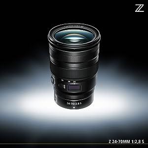 Nikkor Z 24 70 Mm 1 2 8 S Kamera
