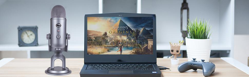 Assassin's Creed Origins + Yeti