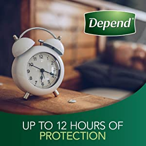 Up to 12 hours of protection
