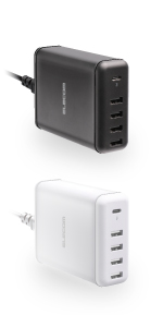 Power Delivery対応 5ポートAC充電器