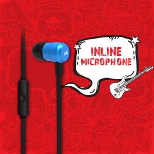 Inline microphone