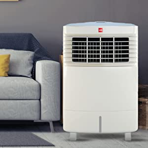 small cooler, big cooler, tower cooler