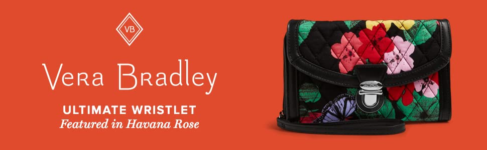 672fe40b3afb Vera Bradley Ultimate Wristlet